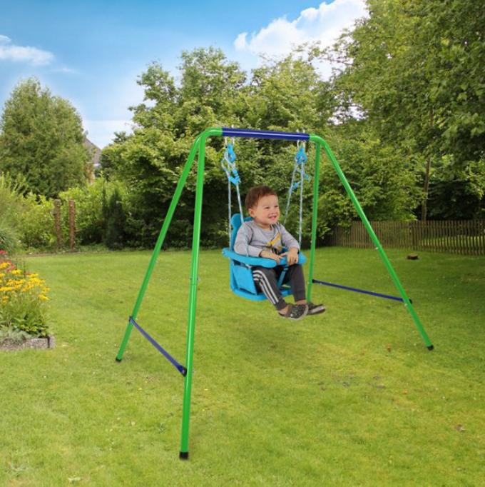 Great Outdoor Indoor Toddler Swing