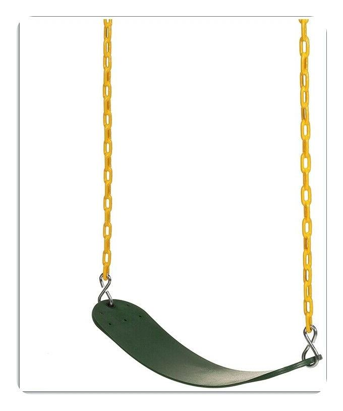 heavy duty replacement swing seat playground swing