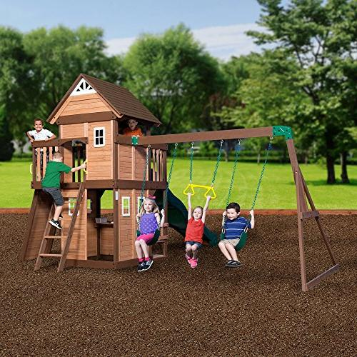 Step2/Backyard Swing Set,
