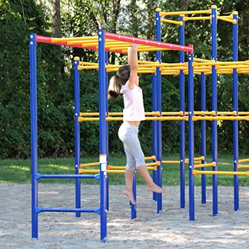 Skywalker Sports Jungle Gym with Accessories