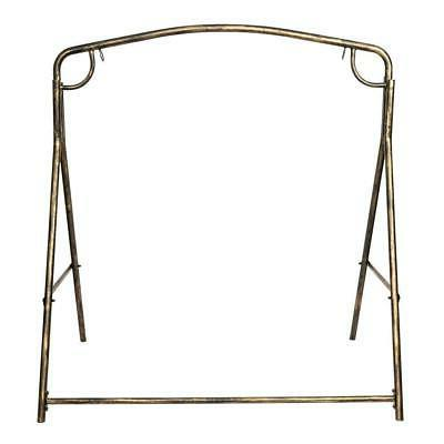 Metal Swing Stand Play & Adult Have Outdoor