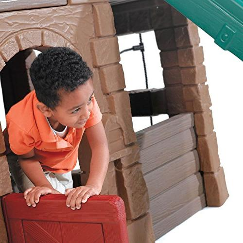 Step2 Naturally Playful Lodge Play Set with