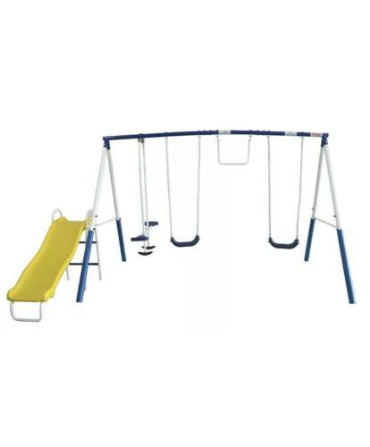 NEW XDP Recreation Play All Day Metal Set Wavy Trapeze