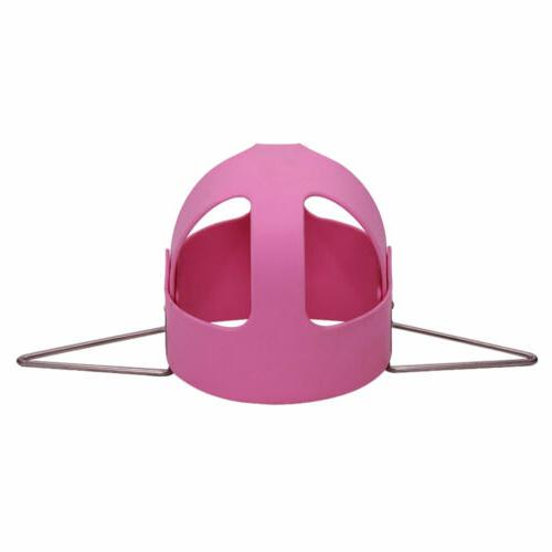 Outdoor Duty Full Bucket Swing Set Toddler Baby Play w/Chain Pink