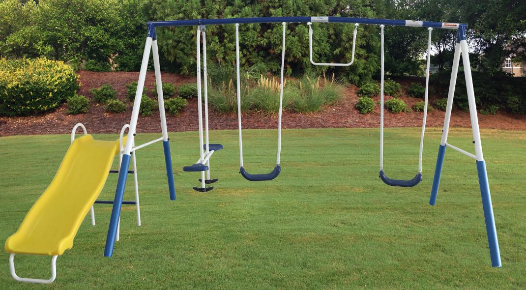 Outdoor Swing and Kids Home