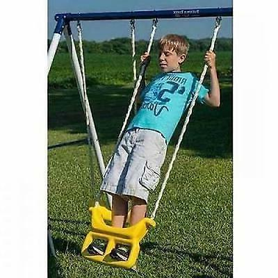 Swing Set Playground Metal Swingset