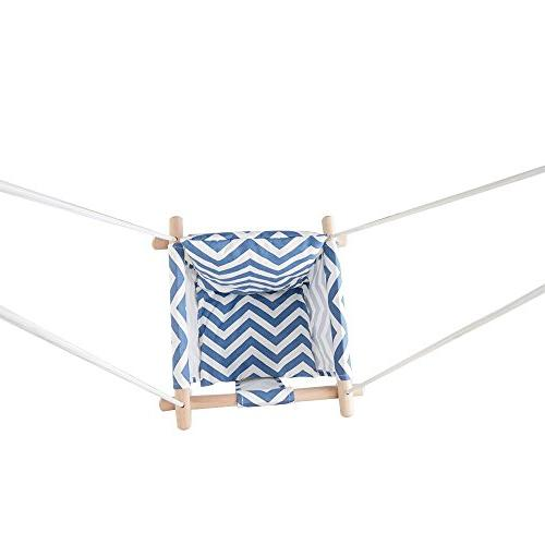 Secure Canvas Hanging Seat Indoor Toy for