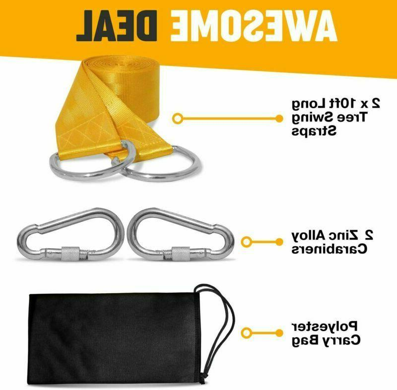 Secure Kit – Extra Long Yellow
