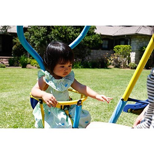 NEW and My Toddler Swing Set