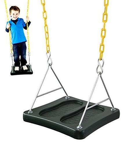 stand swing set attachment