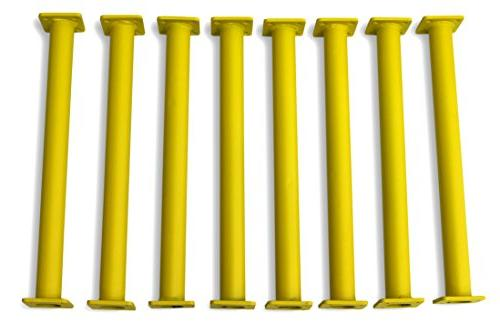 """Eastern 15-1/8"""" Rungs Hardware Kit with Hardware Instructions"""