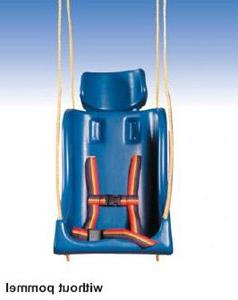 full support swing seat without pommel, medium