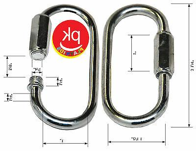 swing set quicl link spring