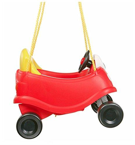 Unbranded Swing Set Car Baby Outdoor Toys Backyard Play