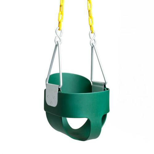 swing set stuff highback full bucket swing