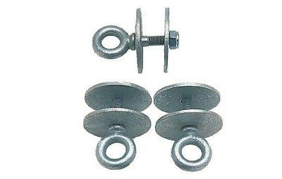 tire eye bolts swing set hardware