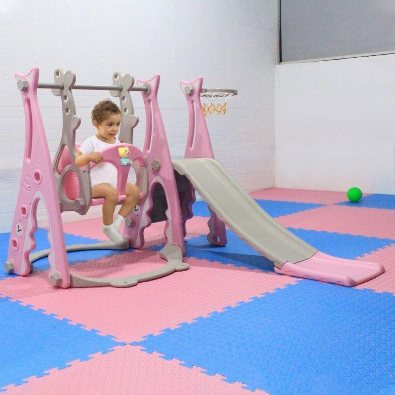 Toddler Set In 1 Climber w/Basketball