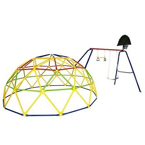 top quality kids geo dome climber