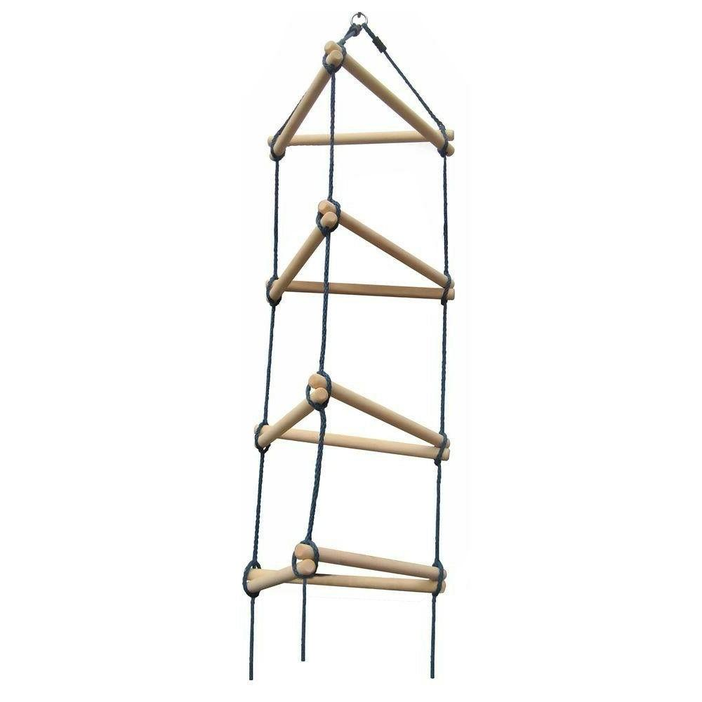 triangular rope ladder set