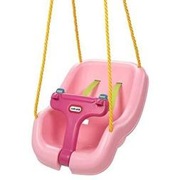 Little Tikes Play Sets & Playground Equipment 2-in-1 Snug 'n