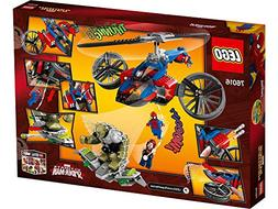 LEGO Super Heroes 76016: Spider-Helicopter Rescue