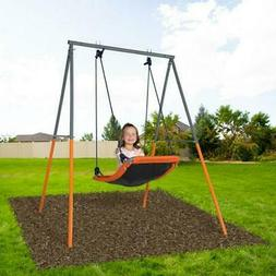 My First Sky Flyer Metal Swing Set For Children Ages 3-8 Yea