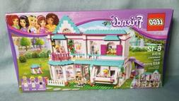 New LEGO Friends 41314 Stephanie's House Rabbit Cooking Lapt