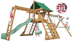 Creative Playthings  Northbridge Pack 2 Swing Set Made in Th