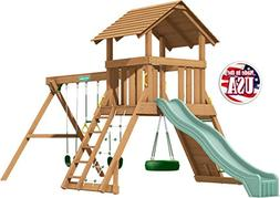 Creative Playthings  Northbridge Pack 3 Swing Set Made in Th