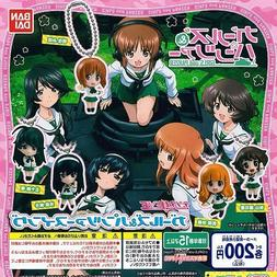 Anime & Comics Girls & Panzer swing all five set Bandai Gach