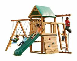 Swing-N-Slide PB 8320 Trekker Play Set