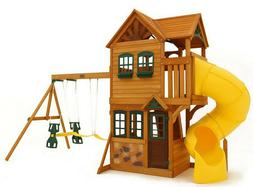 Playground Sets For Backyards Equipment Swing Kids Outdoor C