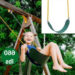 """Playground Swing Set Accessories Replacement 66"""" Chain Plast"""
