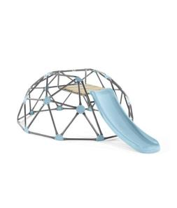 Plum Large Climbing Dome With Slide