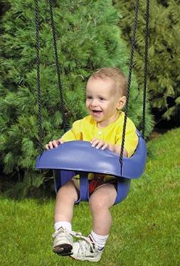 New Playstar Ps 7952 Play Ground Kids Toddler Swing With Rop