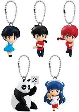 Gashapon Ranma 1/2 Swing Set
