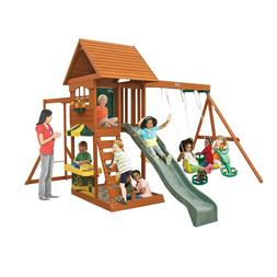 Sandy Cove Wooden Outdoor Playset by KidKraft