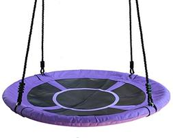 Movement God Saucer Tree Swing for Kids & Adults - Outdoor 3