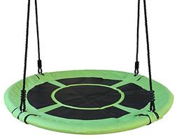 Movement God Saucer Tree Swing for Kids & Adults - Outdoor L