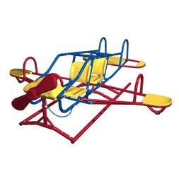 Living Better Now Seesaw Teeter Totter Airplane Playground E