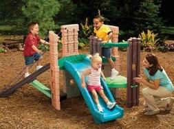 Set Castle Climber 2 in 1 Activity Sport Center Swing Play O
