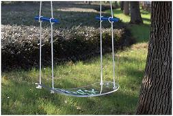 ClearYup Skateboard Swing Tree Swing Hanging Kit Stand Up Ha