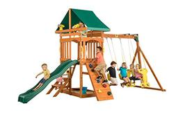 Sky View Wooden Playset, One Size