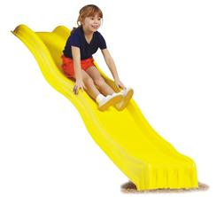 Slides For Kids Cool Wave Play Yard Fun for Children Boys Gi