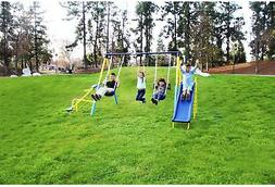 Sportspower Outdoor Super First Metal Swing Set