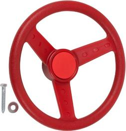 Swing Set Stuff Steering Wheel  With SSS Logo Sticker