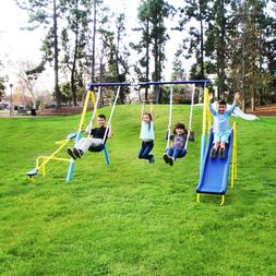 super first swing set give your children