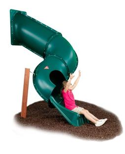 Swing N Slide Tunnel Twister Slide