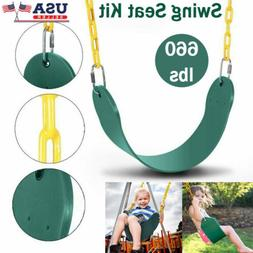 Swing Seat Kit Outdoor Playground Jungle Swingset Accessorie