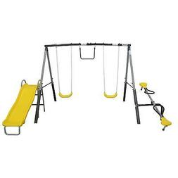 "XDP Recreation ""The Titan Swing Set"